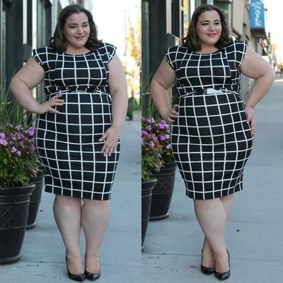 Plus-size blogger Karen Ward's favourite looks. (Your Big Sister's Closet)