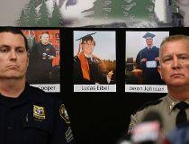 Oregon shooting victims