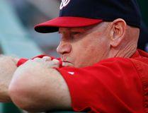 Nationals manager Matt Williams could soon be out of a job after a tough 2015 season. (Gene J. Puskar/AP Photo)