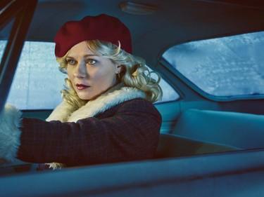 Kirsten Dunst as Peggy. (Mathias Clamer/FX)