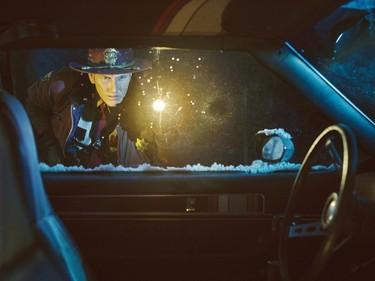 Patrick Wilson as Lou Solverson. (Mathias Clamer/FX)