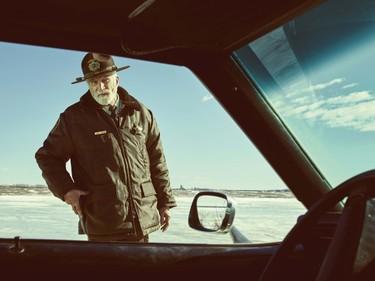 Ted Danson as Hank Larsson. (Mathias Clamer/FX)