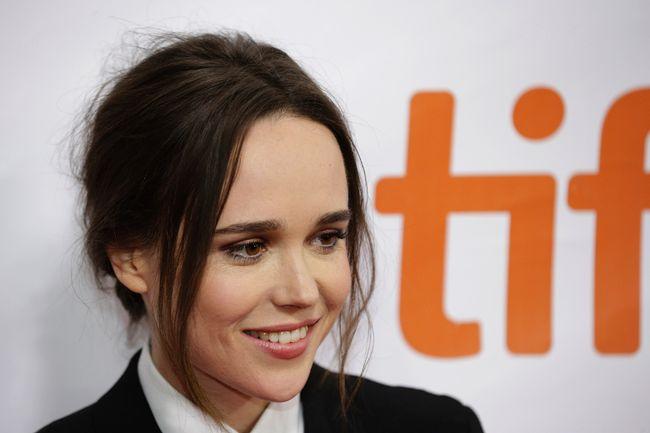 Ellen Page (Postmedia Network files)