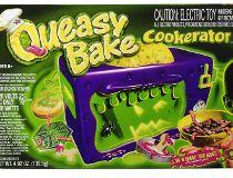 Queasy-Bake Cookerator