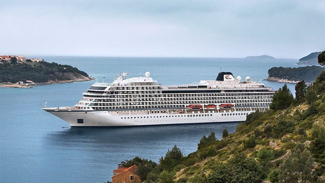<i>Winners of the Cruise Critic Editors' Picks Awards:</i><br><br><b>Best New Ship:</b> Viking Star (Viking Ocean Cruises). (Courtesy Viking Ocean Cruises/Facebook)
