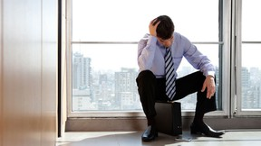 Often unrecognized, workplace depression cuts into productivity.(Supplied)