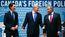Harper, Trudeau and Mulcair