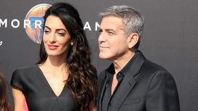 George & Amal Clooney. (WENN.com)