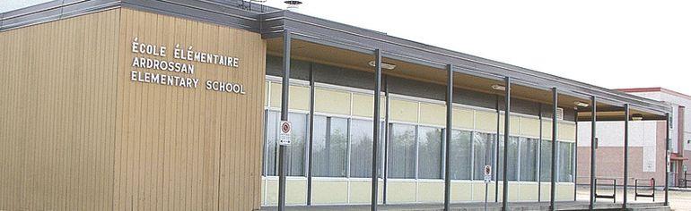 Ardrossan Elementary School.  File Photo