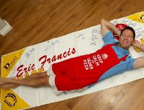 Eric Francis 2015 pizza pigout