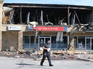 Blaze at Gatineau tanning salon causes $1M damage – Edmonton Sun