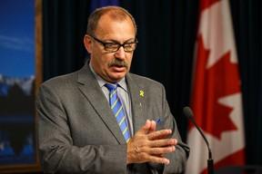 PC Leader Ric McIver. Ian Kucerak/Edmonton Sun/Postmedia Network file photo
