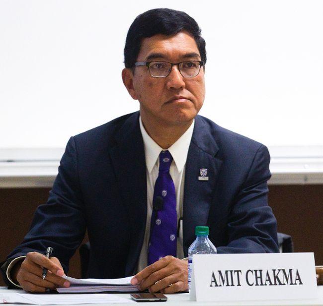 Amit Chakma. (MIKE HENSEN, The London Free Press)