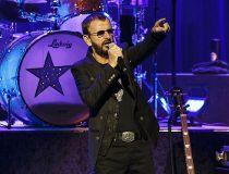 Ringo Starr performs at Massey Hall on Tuesday Oct. 20, 2015. (ERNEST DOROSZUK/Toronto Sun)