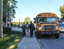 This week marks Alberta Bus Safety Week.