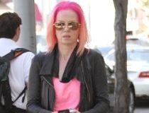 Shirley Manson in Beverly Hills. (WENN.com)