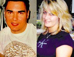 Killers Luka Magnotta, left, and Karla Homolka.