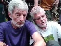 Robert Hall and John Ridsdel