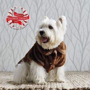 Doggie faux fur jacket from Park Avenue.
