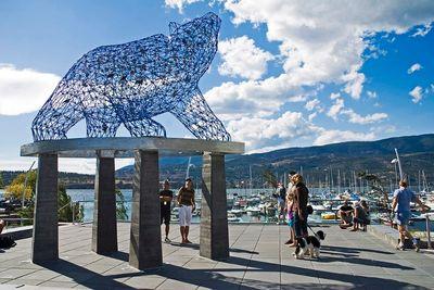 <b>Great Public Space:</b> Stuart Park – Kelowna, B.C. (THE CANADIAN PRESS/HO-Greg Dean)