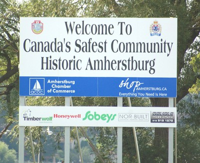 People's Choice Winners - Great Neighbourhood: Historic Downtown Amherstburg – Amherstburg, Ont. (Postmedia Network)