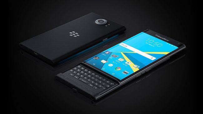 BlackBerry Priv. (Supplied)