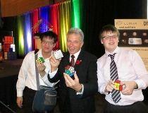 Hooper rubik's cubes