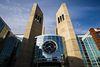 The exterior of MacEwan University is seen in Edmonton, Alta. on Tuesday, Oct. 6, 2015. Codie McLachlan/Edmonton Sun/Postmedia Network