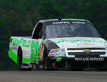 NASCAR Camping World Truck Series FILES Nov. 10/15