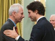 Stephane Dion Justin Trudeau