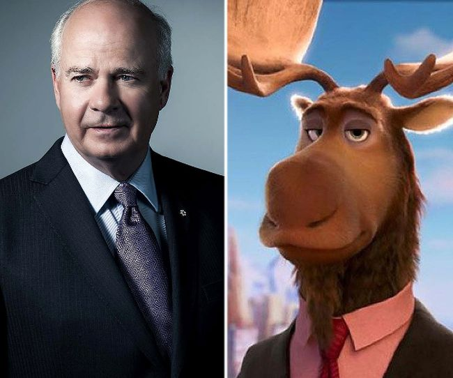 Cartoon Characters Voice Changer : Mansbridge voices disney moose the london free press