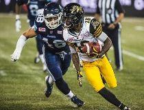 Hamilton Tiger-Cats Brandon Banks