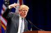 U.S. Republican presidential candidate Donald Trump.  (REUTERS/Kevin Kolczynski)