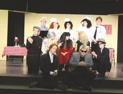 "Carman Collegiate Senior Drama presents, ""Who poisoned his meatball?"" on Thursday, November 19 at 7 p.m. and Sunday, November 22 at 2 p.m."