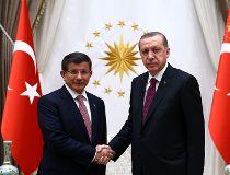 Turkey, Ahmet Davutoglu, Recep Tayyip Erdoga