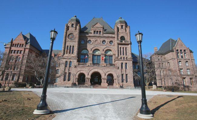 Queen's Park (Toronto Sun files)