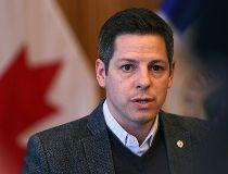 Mayor Brian Bowman.