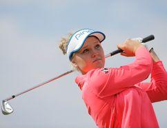 Smiths Falls golfer Brooke Henderson. (Associated Press file photo)