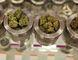 In this June 26, 2015, file photo, different varieties of marijuana flowers are displayed at medical marijuana dispensary in Portland, Ore. (AP PHOTO)