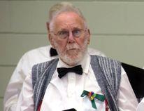 Ross Andrews, Tillsonburg Senior Centre Singers (CHRIS ABBOTT/TILLSONBURG NEWS)