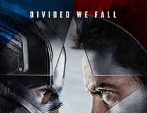 The brand new poster for Captain America: Civil War.