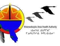Weeneebayko Area Health Authority logo