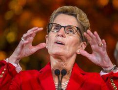 Ontario Premier Kathleen Wynne. (Ernest Doroszuk/Toronto Sun)