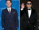 """Michael Buble and Psy. (<A HREF=""""http://www.wenn.com"""" TARGET=""""newwindow"""">WENN.COM</a>)"""