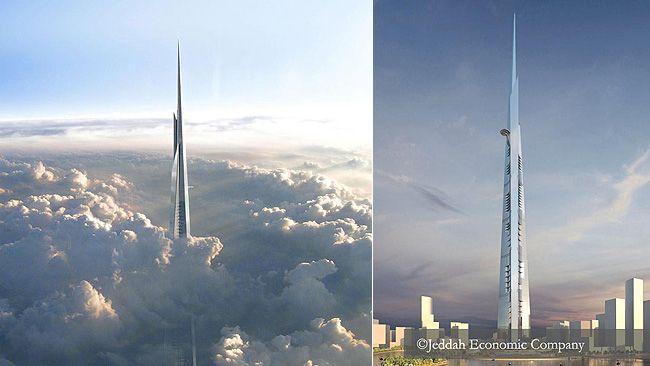 Previous next building jeddah tower saudi arabia