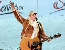 Former NHLer Kraig Nienhuis will be performing at the Bushstock music festival on Aug. 25 (Handout)