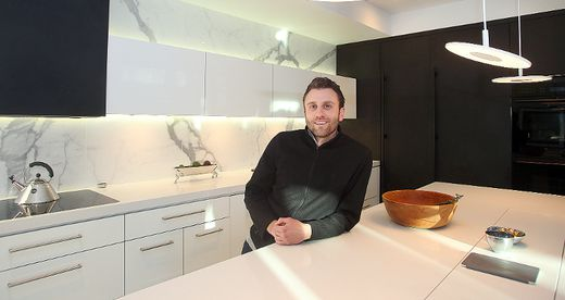Architect wins world kitchen design contest   Winnipeg Sun