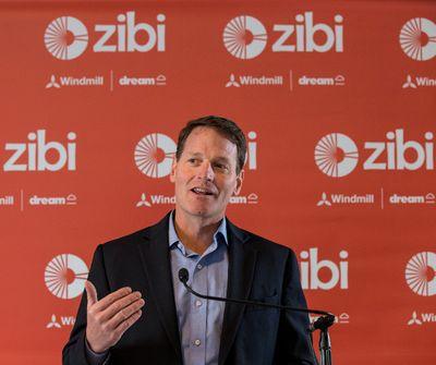 Jeff Westeinde, Chairman of Windmill Developments, addresses the media prior to the official groundbreaking of the Zibi development. Thursday December 10, 2015. Errol McGihon/Ottawa Sun/Postmedia Network