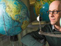 U of A physics professor Mathieu Dumberry