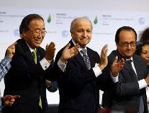 Paris UN climate change